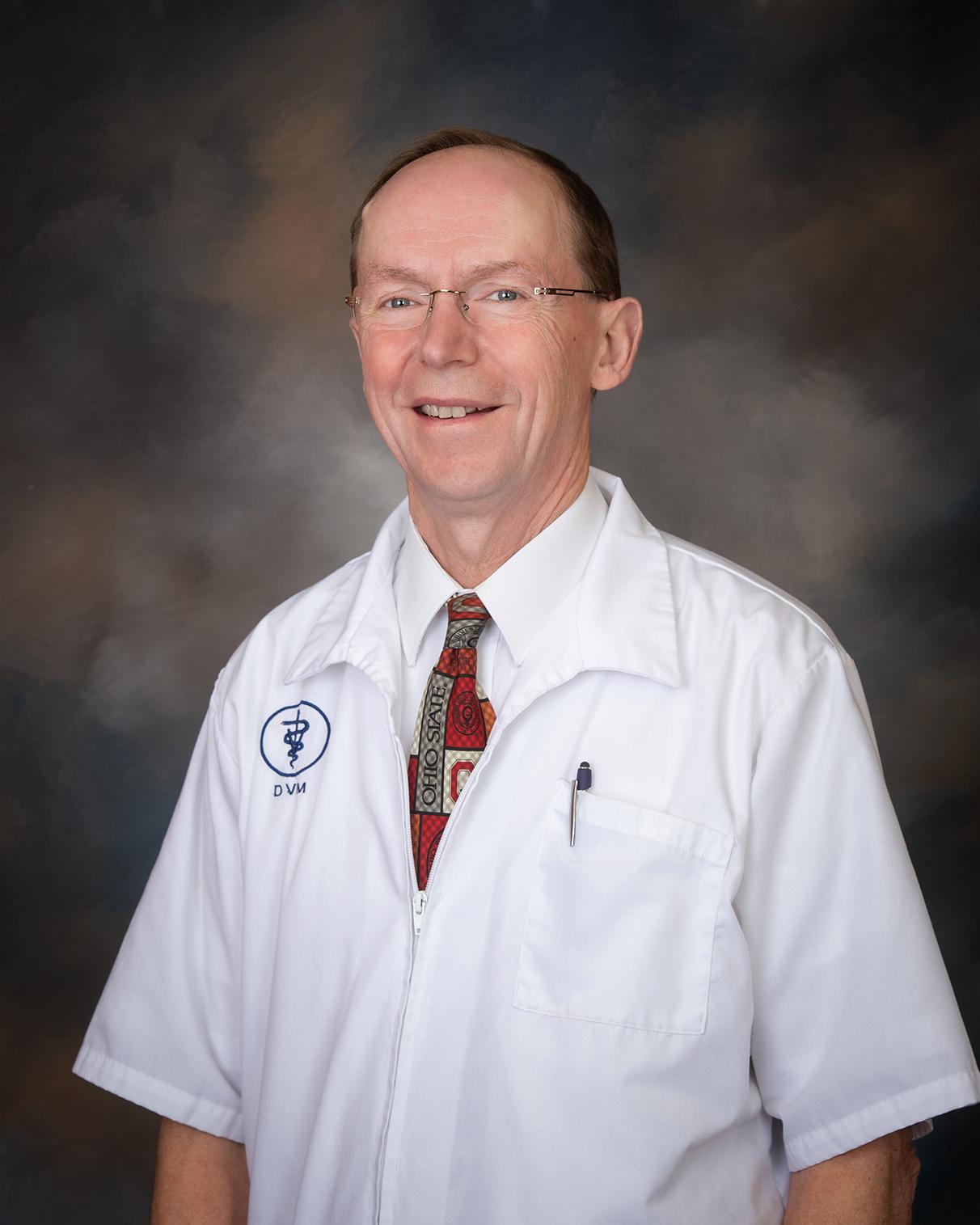 Dr Charles Cline Headshot